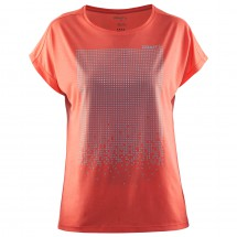 Craft - Women's Mind S/S Reflective Tee - Running shirt