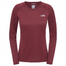 The North Face - Women's Reaxion Amp L/S Crew - T-shirt de y