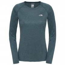 The North Face - Women's Reaxion Amp L/S Crew - Yogashirt
