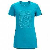 Arc'teryx - Women's Tools Rule S/S T-shirt - T-shirt