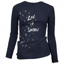 Alprausch - Women's Let It Snow - Long-sleeve