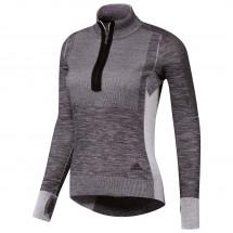 adidas - Women's Ultra Primeknit 1/2 Zip - Laufshirt
