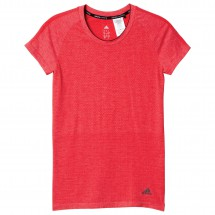adidas - Women's Ultra Primeknit Short Sleeve - Joggingshirt