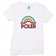 Poler - Women's Mountain Rainbow Tee - T-paidat