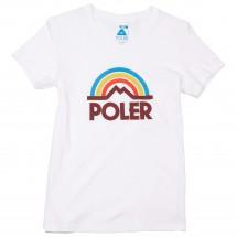 Poler - Women's Mountain Rainbow Tee - T-paidat