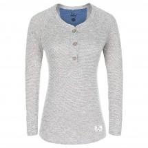 Bleed - Women's Buttoned Longsleeve Flamé - Long-sleeve