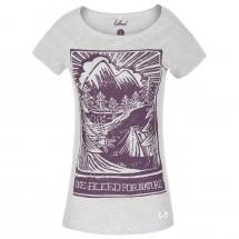 Bleed - Women's Camping T-Shirt - T-paidat