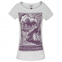 Bleed - Women's Camping T-Shirt - T-paidat
