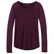 Prana - Women's Zanita Top - Long-sleeve