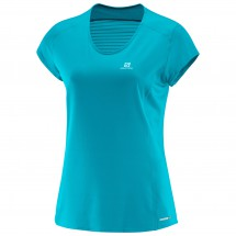 Salomon - Women's Comet Plus S/S Tee - T-paidat