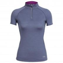 Icebreaker - Women's Comet Lite S/S Half Zip - Running shirt