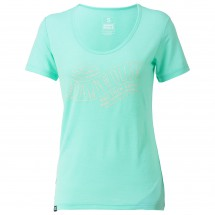Mons Royale - Women's Charlie Scoop Tee Dawn To Dusk