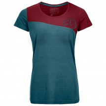 Ortovox - Women's 150 Cool Logo T-Shirt - T-paidat