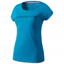 Dynafit - Women's 24/7 Logo S/S Tee - T-paidat
