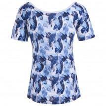 SuperNatural - Women's Essential Scoop Neck Tee Printed - T-skjorte