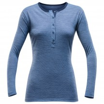 Devold - Hessa Woman Button Shirt - Longsleeve