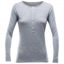 Devold - Hessa Woman Button Shirt - Longsleeve