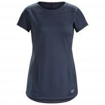 Arc'teryx - Taema Crew S/S Women's - Running shirt