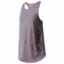 adidas - Women's Terrex Rock Tank - Tank