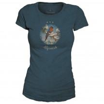 Alprausch - Women's Schneevögeli T-Shirt - T-shirt
