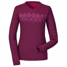 Schöffel - Women's Longsleeve Emeralds Lake1 - Sport-T-shirt