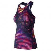 New Balance - Women's Racerback Bra Top Printed - Running shirt