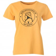 66°North - Women's Original Sailor Logo Tshirt - T-paidat