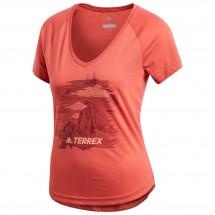 adidas - Women's Mountain Tee - Sport shirt