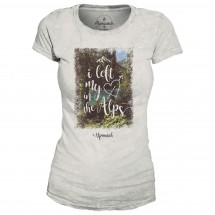Alprausch - Women's Bergliebi T-Shirt - T-paidat