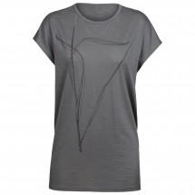 Icebreaker - Women's Aria S/S Tunic Blade - T-shirt