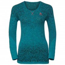 Odlo - Women's Crew Neck L/S Blackcomb - Laufshirt