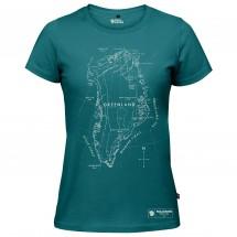 Fjällräven - Women's Greenland Printed T-Shirt - T-paidat