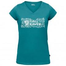Fjällräven - Women's Logo Stamp T-Shirt - T-skjorte