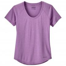 Patagonia - Women's S/S Nine Trails Shirt - Running shirt