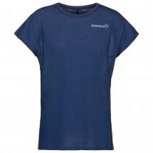 Norrøna - Women's Bitihorn Wool T-Shirt - Tekninen paita