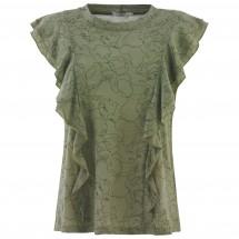 We Norwegians - No Borders Ruffle Blouse Women - T-skjorte