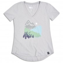 United By Blue - Womens Mountain Ink - T-shirt