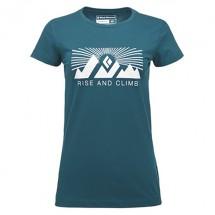 Black Diamond - Women's S/S Rise And Climb Tee - T-skjorte