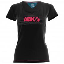 ABK - Women's Adn Tee - Camiseta de manga corta