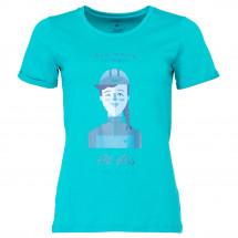 Triple2 - Laag T-Shirt Women - Face - T-paidat