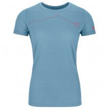 Ortovox - Women's 120 Tec Mountain T-Shirt - T-Shirt