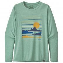 Patagonia - Women's L/S Cap Cool Daily Graphic Shirt - Longsleeve