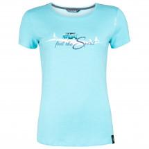 Chillaz - Women's Gandia Nature Feel The Spirit - T-shirt