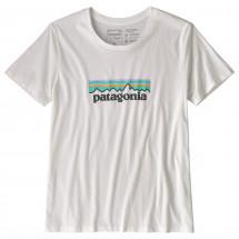 Patagonia - Women's Pastel P-6 Logo Organic Crew T-Shirt - T-shirt