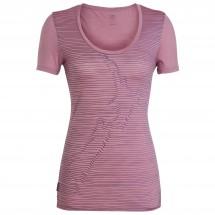 Icebreaker - Women's Spector S/S Scoop NZ Relief - T-shirt