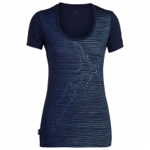 Icebreaker - Women's Spector S/S Scoop NZ Relief - T-shirt