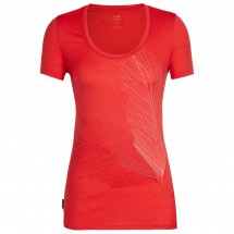 Icebreaker - Women's Tech Lite S/S Scoop Plume - T-shirt