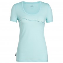 Icebreaker - Women's Tech Lite S/S Scoop Rangitoto Triple - T-shirt