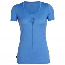 Icebreaker - Women's Tech Lite S/S Scoop Solo - T-Shirt