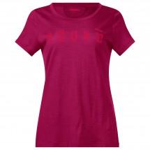 Bergans - Women's Backpack Wool Tee - T-paidat